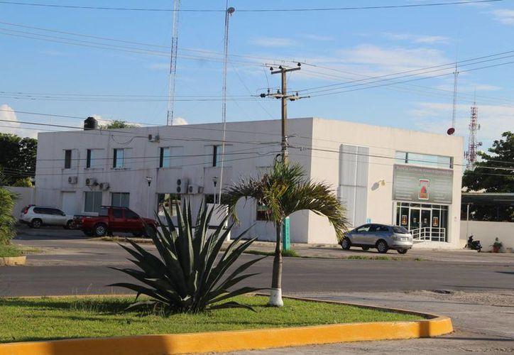 Una bodega del Congreso del Estado de Quintana Roo fue asaltada este fin de semana. (Benjamín Pat/SIPSE)