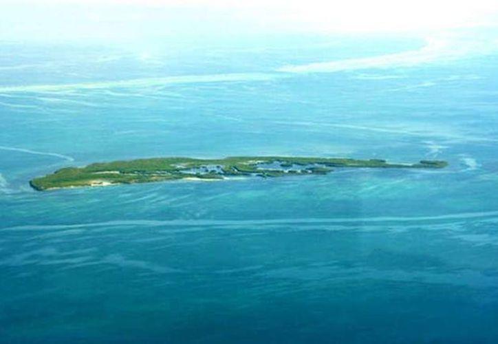 Alligator Caye, que se encuentra en Belice, es una de las islas que se encuentran a la venta.(privateislandsonline.com)