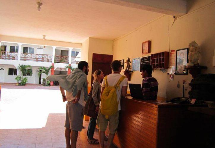 Hoteles del centro confían en que la actividad turística no baje. (Rossy López/SIPSE)