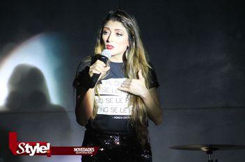 Stand up de Mónica Escobedo