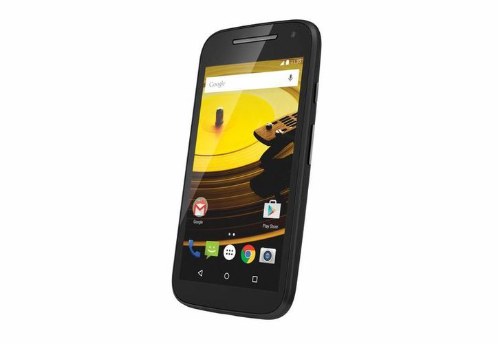 El nuevo Moto E tiene una pantalla de 11 centímetros en diagonal. (Agencias)