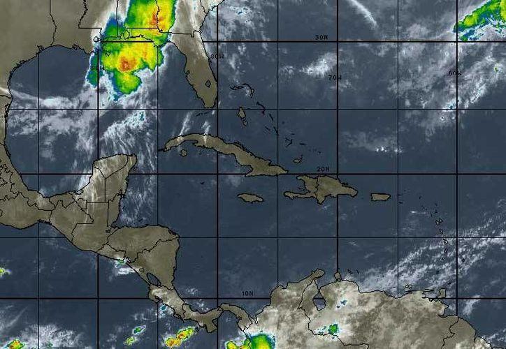 La probabilidad de lluvias es del cero por ciento en Cancún. (Intellicast)