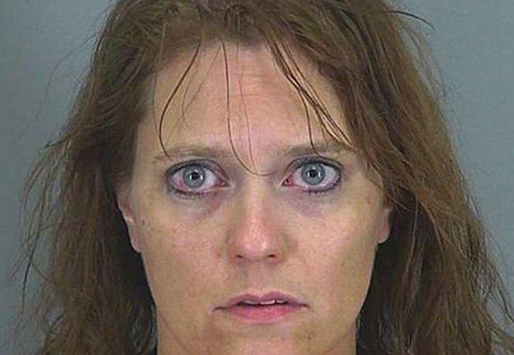 Esta foto sin fecha suministrada por la fiscalía del condado de Spartanburg muestra a Stephanie Greene. Greene, de 39 años. (Agencias)