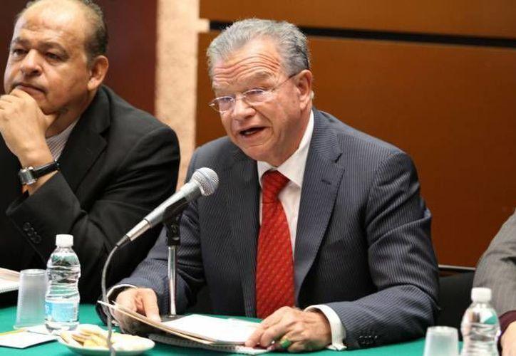 El exgobernador Andrés Granier Melo. (Archivo/Notimex)
