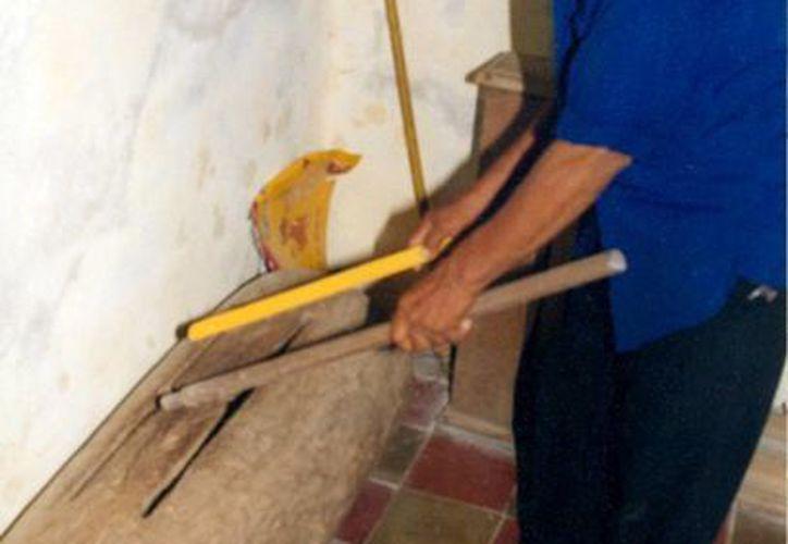 Sonidos de instrumentos mayas como el tunkul, se encuentran en el disco de la serie Testimonio Musical de México. (Milenio Novedades)