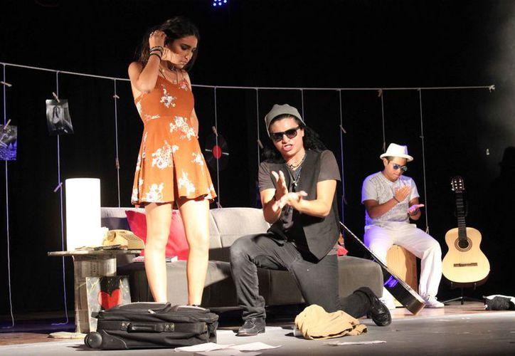 La obra será presentada el 18 de agosto en el Teatro 8 de Octubre. (Jocelyn Díaz/SIPSE)