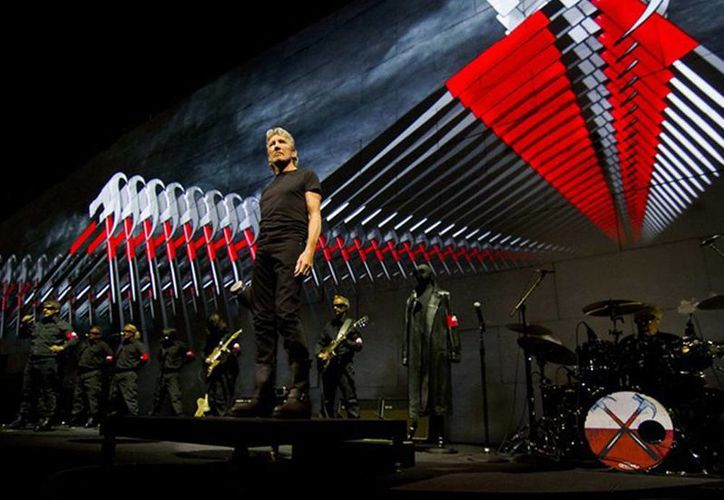 La película documenta la serie de conciertos 'Roger Waters: The Wall'. (Especial/Excelsior)