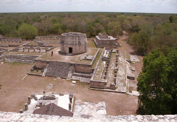 Una guerra entre personajes de la élite ocasionó el fin de la ciudad maya de Mayapán. (Fotos: Jorge Acosta/Milenio Novedades)