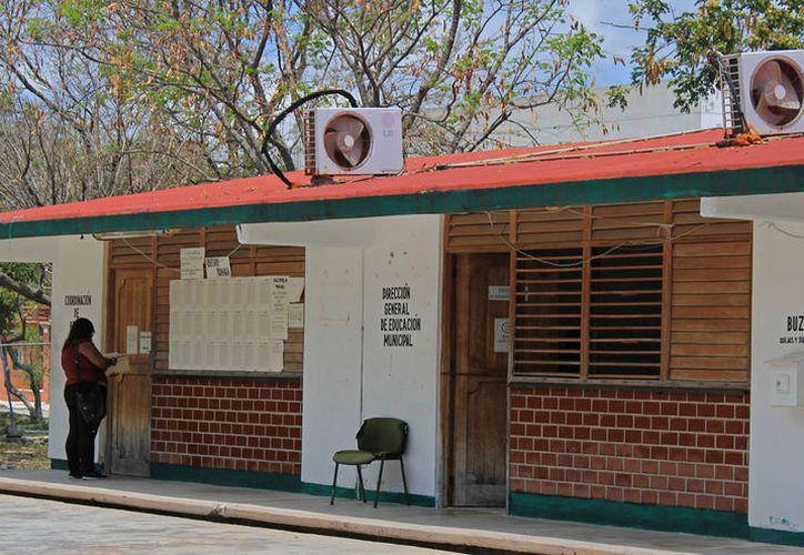 El 23 de junio se cumplirán dos años de la inauguración del Centro de Atención Anti Bullying en el municipio. (Jesús Tijerina/SIPSE)