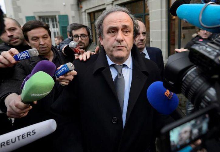 El exdirigente es acusaso de corrupción. (Imagen de archivo de Associated Press)
