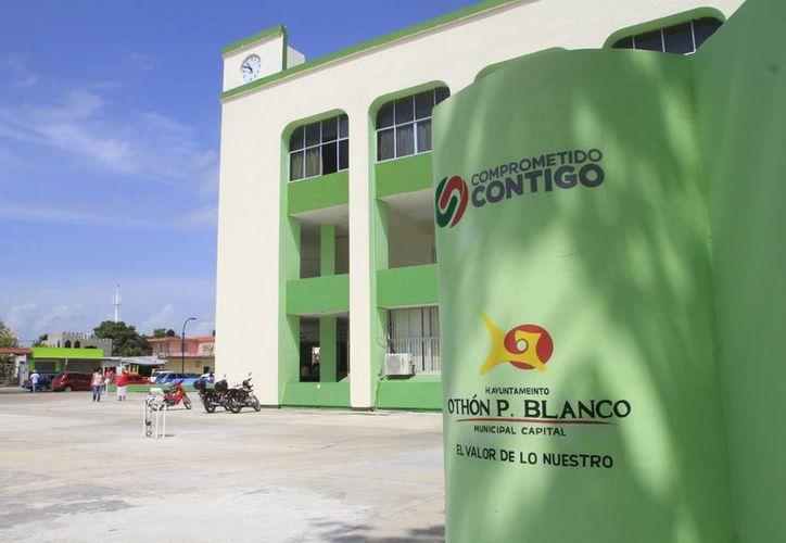 El Ayuntamiento de Othón P. Blanco pedirá un adelanto de participaciones para saldar una deuda de $40 millones. (Gerardo Amaro/SIPSE)