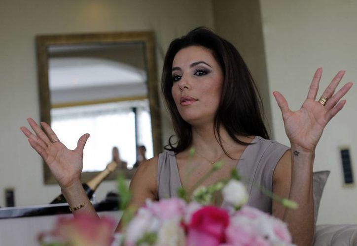 La actriz fue galardonada la pasada semana con el premio al Servicio Comunitario la Fundación Herencia Hispana. (Archivo/EFE)