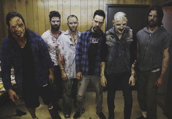 La banda estadounidense Linkin Park no había lanzado un nuevo álbum de estudio, desde hace más de tres años.(Foto tomada de Facebook/Linkin Park)