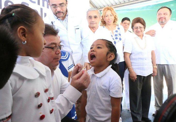 La Primera Semana Nacional de Salud 2017 se realizará del 25 de febrero al 3 marzo. (José Acosta/SIPSE)