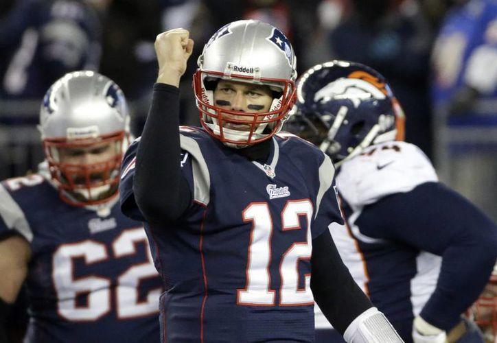 El desempeño de Brady será un factor clave ante los Bills. (Foto: Archivo/AP)