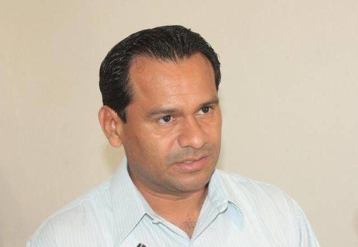 Participa en el evento el Procurador de Justicia de Quintana Roo, Gaspar Armando García Torres. (Foto de Conexto/Internet)