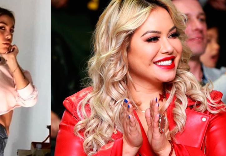 Frida Sofía y Chiquis Rivera están inmiscuidas en tremendo escándalo. (Internet)