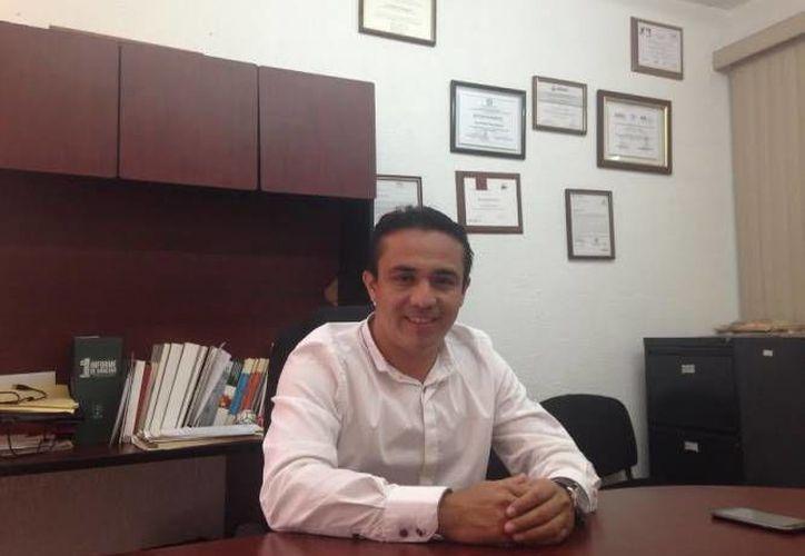 Rafael Chan Magña: la nueva estructuración del Presupuesto sin duda alguna, tiene como propósito fundamental facilitar a toda la sociedad el seguimiento al desempeño de los programas. (SIPSE)