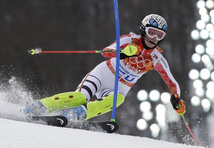 El atleta entrará en competencia el próximo 8 de marzo. (Ángel Mazariego/SIPSE)