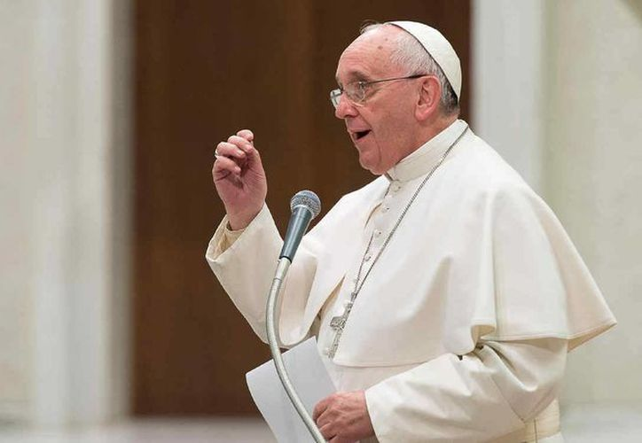 El Papa Francisco visitará a fines de este mes África, y en febrero del año próximo llegará a México. (L'Osservatore Romano/ AP)