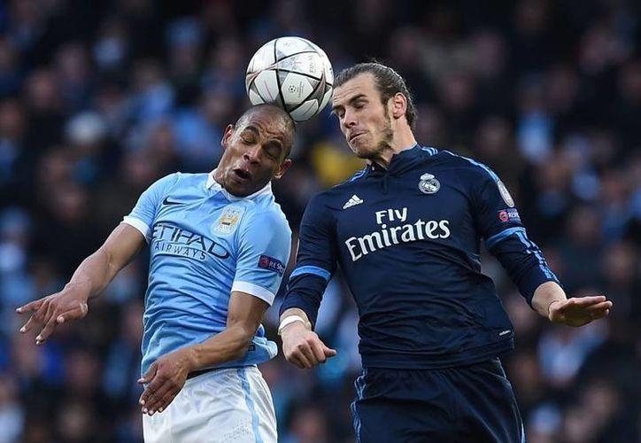 Real Madrid y Manchester City chocan este miércoles en la vuelta de las semifinales de Champions. El partido se jugará en el Santiago Bernabéu. (AP)