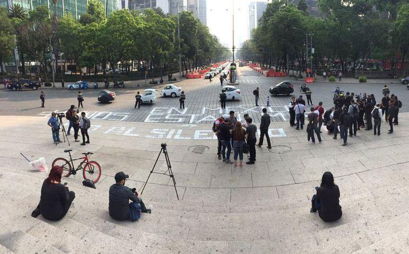 Prensa mexicana de luto tras el asesinato de Javier Valdez