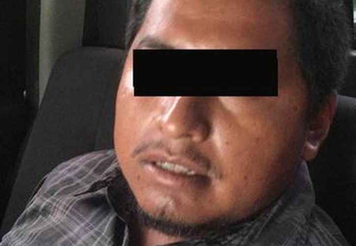 El presunto homicida, originario del estado de Tabasco, se dedica a la venta ilegal de terrenos invadidos. (SIPSE)