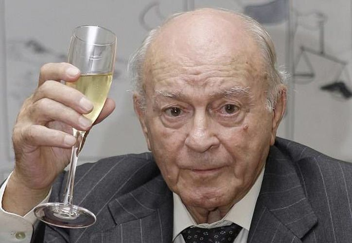 Di Stéfano es una de las más grandes glorias del Real Madrid. (dailymail.co.uk)