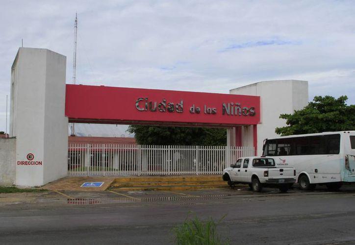 Derechos Humanos investiga la Casa Hogar, Ciudad de los Niños en Chetumal. (Ángel Castilla/SIPSE)
