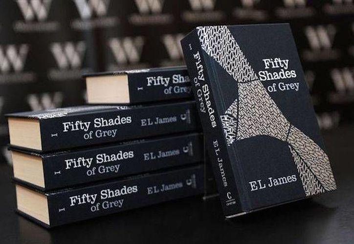 La cuarta y última novela de Erika James fue sustraída días antes del lanzamiento oficial del libro(Efe)