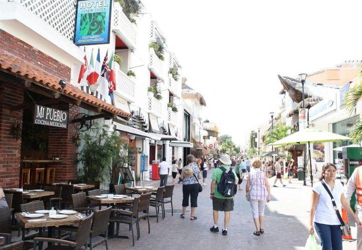 Los pequeños hoteles se mantienen al 70 por ciento de ocupación en promedio durante este mes. (Yenny Gaona/SIPSE)