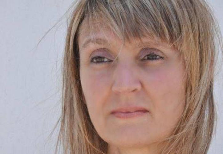 Silvia Migueles dijo que se sorprendió de encontrar en México a varias mujeres en cargos ejecutivos. (Fotografía tomada de Linkedin)