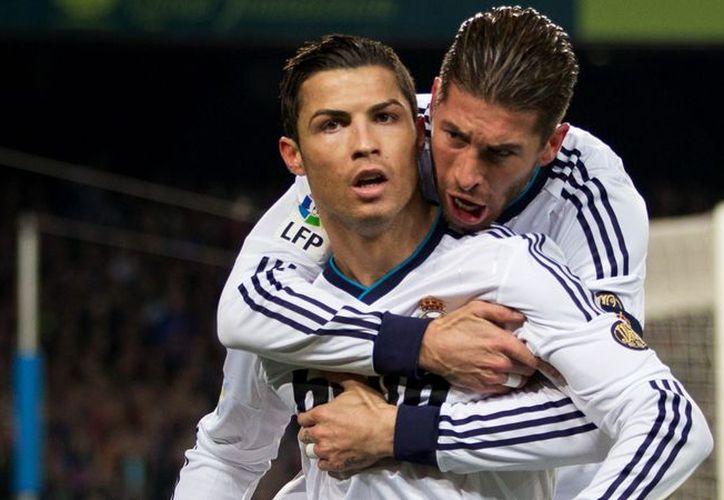 Cristiano Ronaldo y Sergio Ramos, son los dos únicos con la posibilidad de lograr el récord. (Foto: Contexto/Internet)
