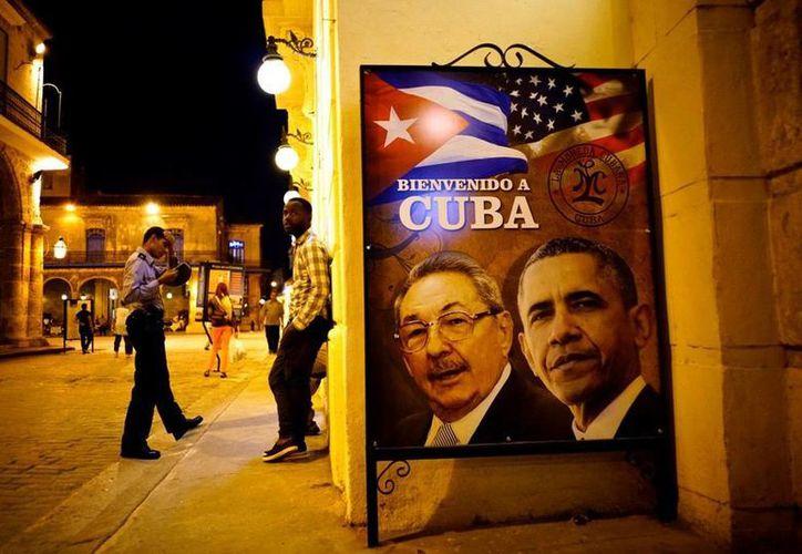 La Habana ya luce lista para la histórica visita del presidente Obama, que inicia este martes 22 de marzo. (AP)