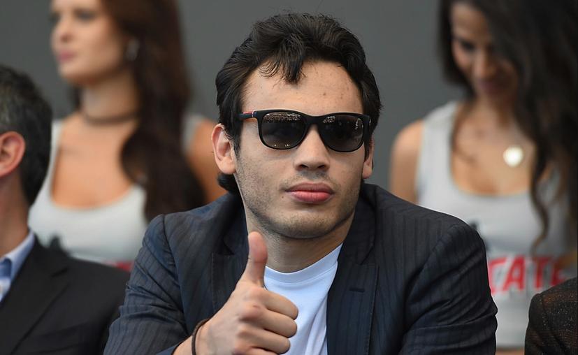 Julio César Chávez Jr, no pelea desde mayo de 2017, cuando fue derrotado por el también mexicano Saúl Álvarez. (Comex Masters)