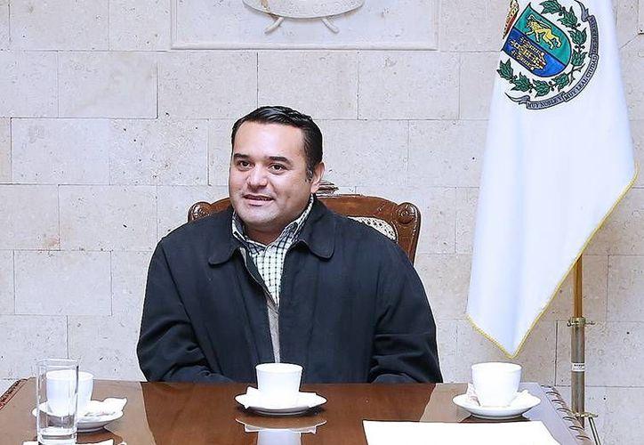 El Alcalde, Renán Barrera, adelantó que su Gobierno procurará la asistencia masiva al evento en X´matkuil. (Milenio Novedades)