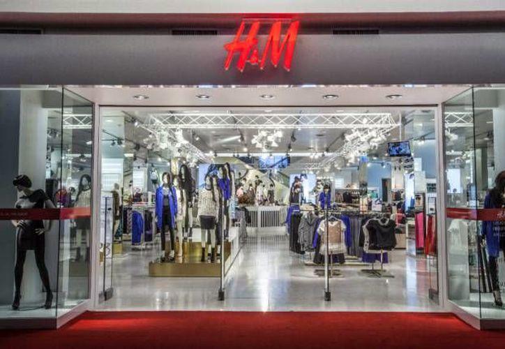 La tienda H&M Playa del Carmen abrirá sus puertas durante el verano. (Foto de contexto/Internet)