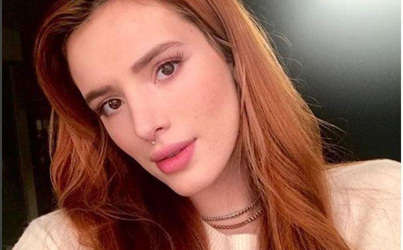 Bella Thorne reveló que fue abusada sexualmente hasta los 14 años