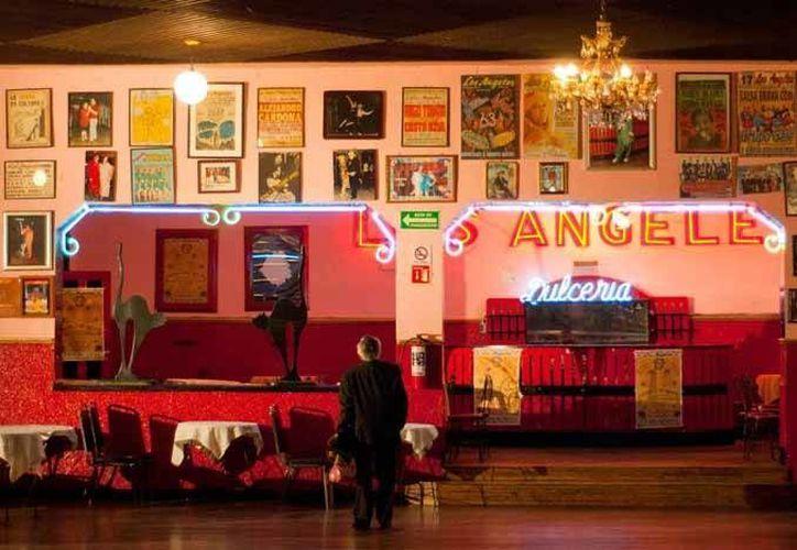 El Salón guarda importantes recuerdos de la época de oro del danzón. (ciudadanosenred.com.mx)