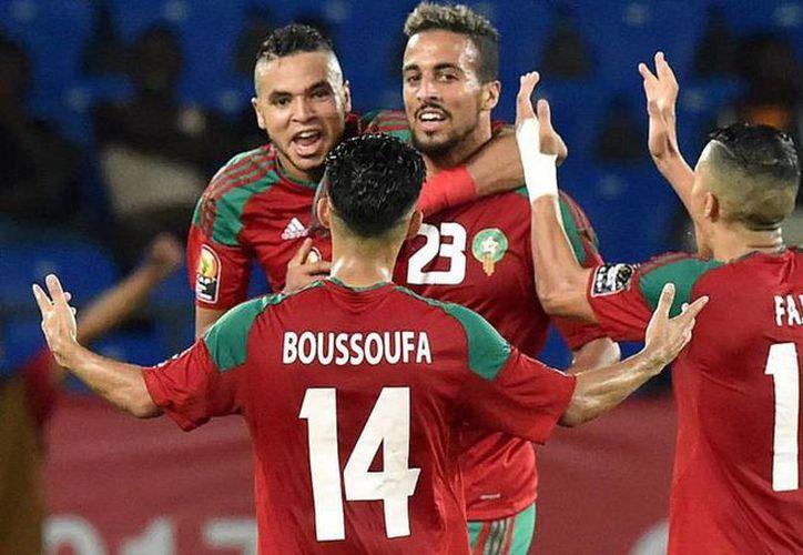 Marruecos ganó a Costa de Marfil, la eliminó de la Copa Africana de Naciones, y calificó a cuartos de final. (marca.com)