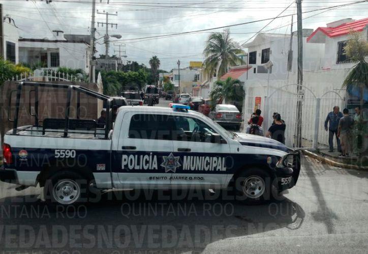 Lesionan gravemente a una persona que se encontraba en reunión familiar en Cancún. (SIPSE)