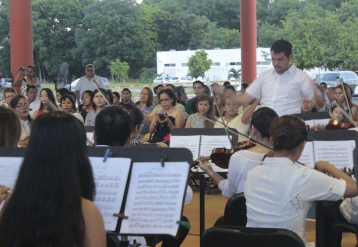 Arribarán a este destino músicos de diferentes partes del país. (Faride Cetina/SIPSE)