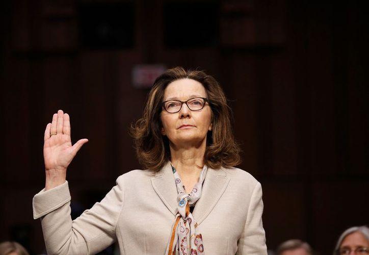 Gina Haspel es la primera mujer en dirigir la Agencia Central de Inteligencia. (Time)