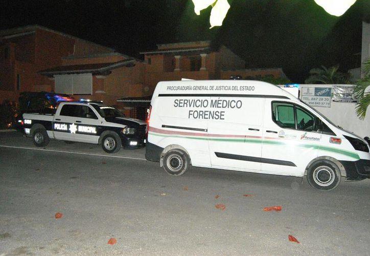 Un extranjero sin vida fue hallado dentro de una vivienda de una zona residencial de la zona hotelera de Cancún. (Redacción/SIPSE)