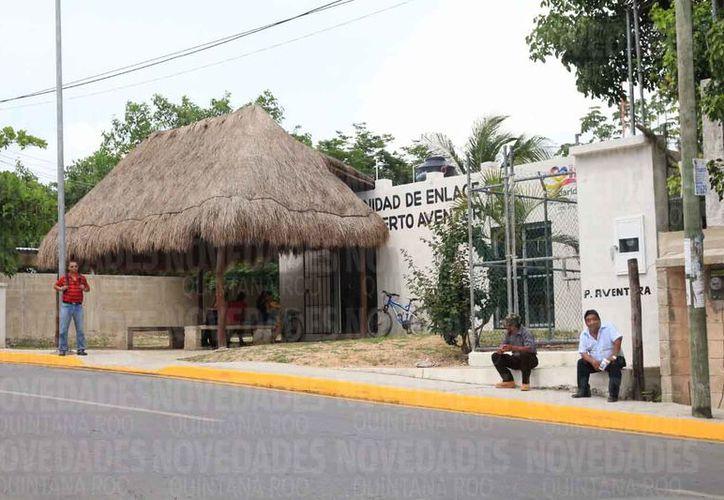 Más de mil personas buscan regularizar su predio en la delegación de Puerto Aventuras. (Octavio Martínez/SIPSE)