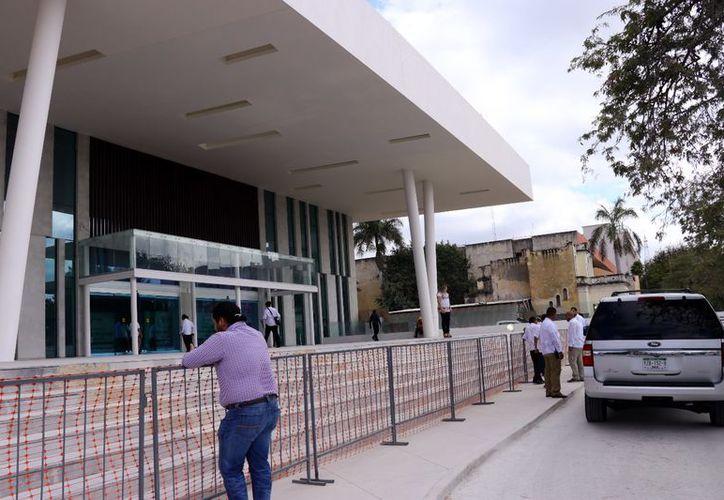 Nuevo Centro de Convenciones fortalece la oferta para el turismo de congresos. (Jorge Acosta/SIPSE)