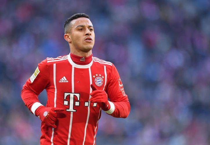 Thiago tiene contrato con el Bayern hasta junio de 2021. (Great Goals)