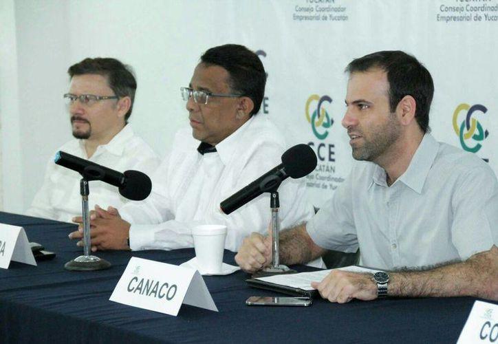 La IP local consideró que el Escudo Yucatán busca garantizar con mayor efectividad la seguridad de los ciudadanos. (Foto cortesía del Gobierno de Yucatán)