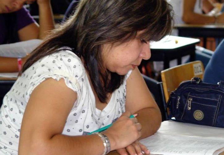 Los docentes quienes no pasen los exámenes, no ingresarán al sector. (Archivo SIPSE)