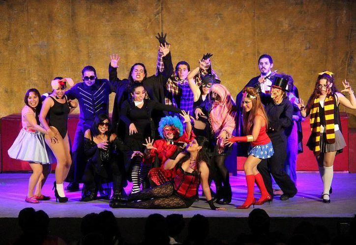 De 2012 a 2015 se realizaron 6 mil 840 eventos en Mérida con la participación, en su mayoría, de artistas locales, según el Ayuntamiento. (SIPSE)